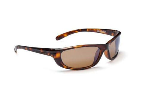 Optic Nerve Cloudraker Sunglasses, Shiny Demi, Polarized Brown