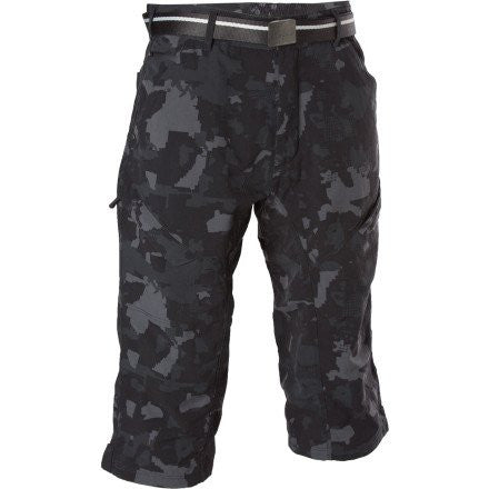 Endura Zyme 3/4 Shorts, Camo, X-Large