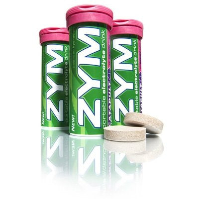 ZYM Portable Electrolyte Drink - Catapult / Berry - 6 Tubes