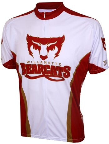 Adrenaline Promotions Willamette Bearcats Road Cycling Jersey