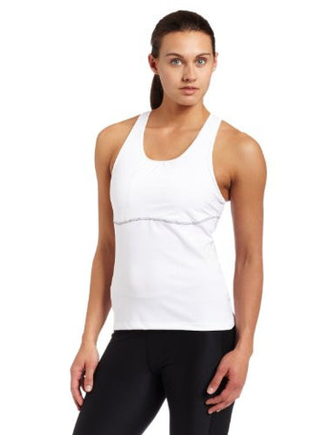 Skirt Sports Women's Wonder Girl Tank - White