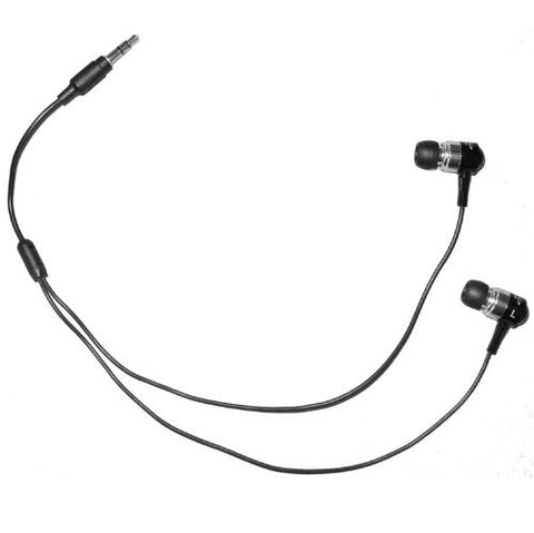Halo Rhythm Earphones - Black
