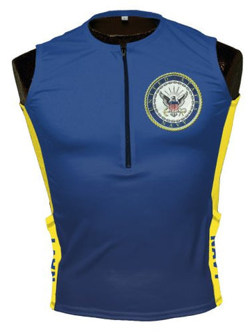 U.S. Navy Triathlon Top
