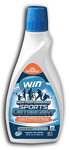 WIN High Performance Sports Detergent 32 oz (Blue)