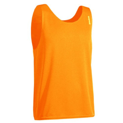 RaceReady Men's Running Singlet, Blaze Orange