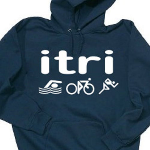 1Line Sports iTRI Sweatshirt - Navy