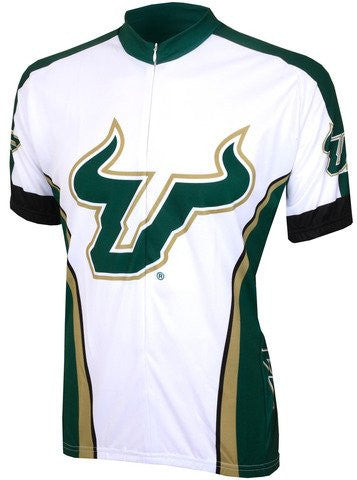 NCAA Men's Adrenaline Promotions South Florida Bulls Cycling Jersey