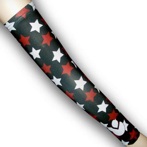Tough Chik Arm Warmers - Stars