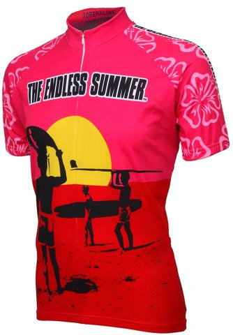 Adrenaline Promotions Men's Endless Summer Short Sleeve Cycling Jersey