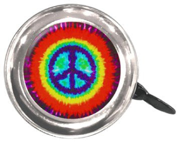 Skye Supply Swell Bell - Tie-Dyed Peace Sign