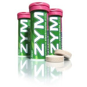 ZYM Portable Electrolyte Drink - Catapult / Berry - 24 Tubes
