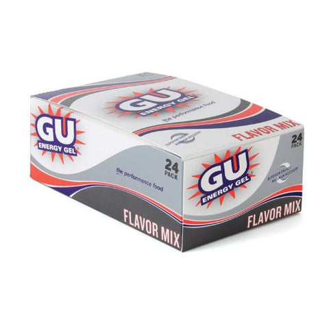 GU Sports Energy Gel Mixed Case