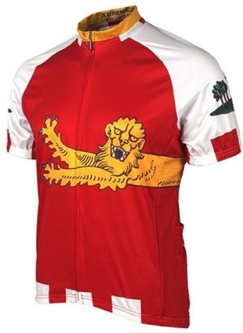 Adrenaline Promotions Canadian Provinces Prince Edward Island Cycling Jersey