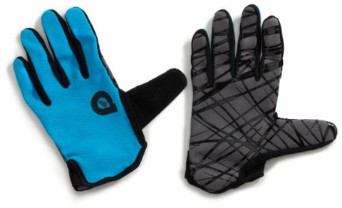 SixSixOne Rev Gloves, Cyan