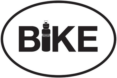 BIKE Sticker (Set of 4)