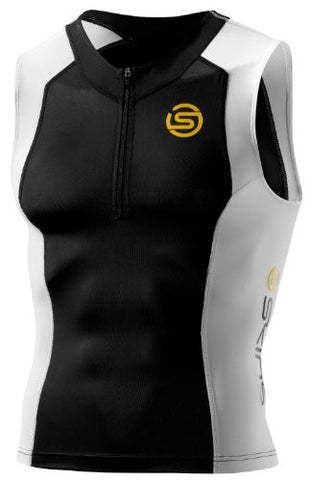 Skins TRI400 Men's Compression Sleeveless Top
