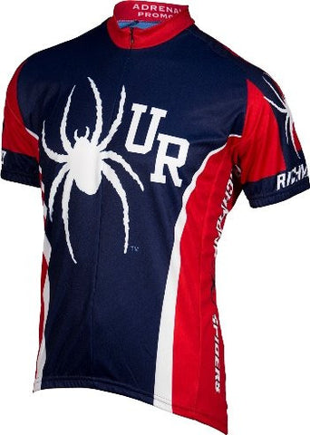 NCAA Men's Adrenaline Promotions University of Richmond Cycling Jersey