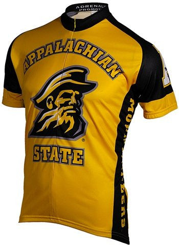 NCAA Men's Adrenaline Promotions Appalachian State Mountaineers Cycling Jersey