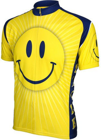 Smile Men's Cycling Jersey