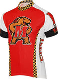 NCAA Men's Adrenaline Promotions Maryland Terrapins Road Cycling Jersey