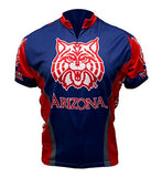 NCAA Men's Adrenaline Promotions Arizona Wildcats Road Cycling Jersey - Blue