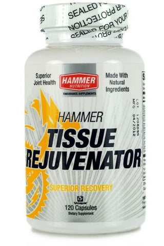 Hammer Nutrition Tissue Rejuvenator - 120 Capsule Bottle