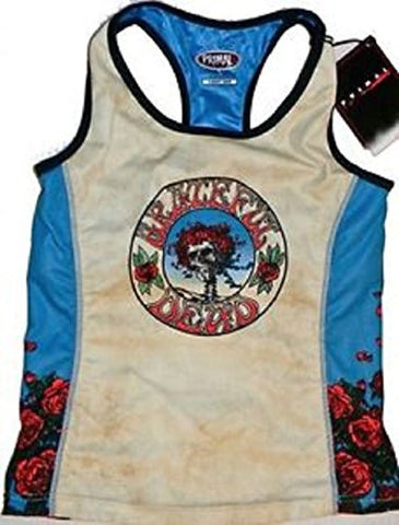 Primal Wear Grateful Dead Bertha Womans Cycling Jersey