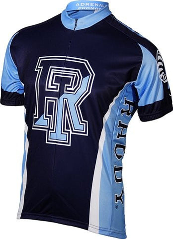 NCAA Men's Adrenaline Promotions Rhode Island Rams Cycling Jersey