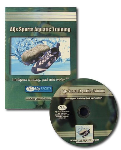 AQx Aquatic Training - DVD