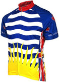 Adrenaline Promotions Canadian Provinces British Columbia Cycling Jersey