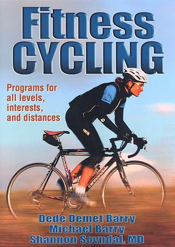 Fitness Cycling (Fitness Spectrum) [Paperback]