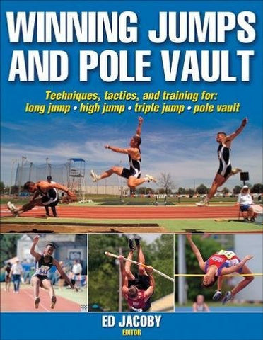 Winning Jumps and Pole Vault [Paperback]