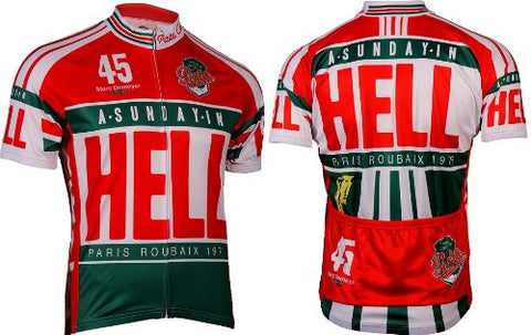 Sunday in Hell Men's Cycling Jersey