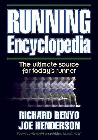 Running Encyclopedia [Paperback]