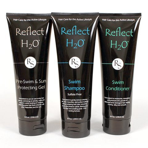 Reflect Sports Complete Swimming Shampoo Line