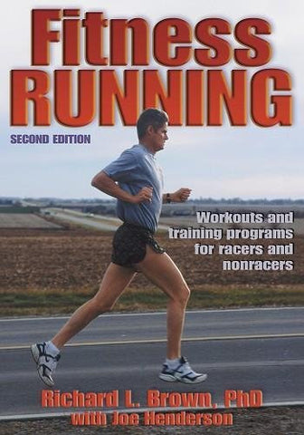 Fitness Running - 2nd Edition (Fitness Spectrum Series) [Paperback]