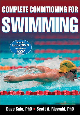 Complete Conditioning for Swimming [Paperback]