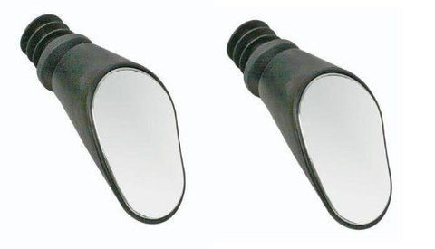 Sprintech Bicycle Adjustable Rearview Mirrors - Pair