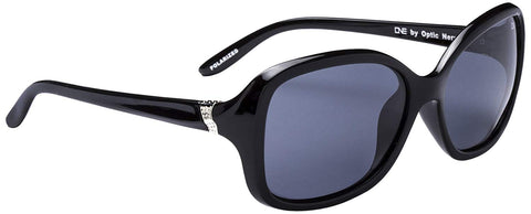 Optic Nerve One Calypso Sunglasses, Black