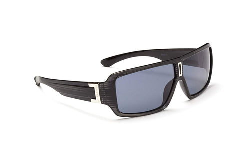 Optic Nerve Jeenive Sunglasses, Driftwood, Polarized Smoke