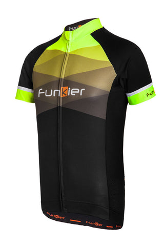 Funkier Men's Spoleto Short Sleeve Cycling Jersey