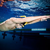 FINIS Center Mount Freestyle Snorkel (Yellow)