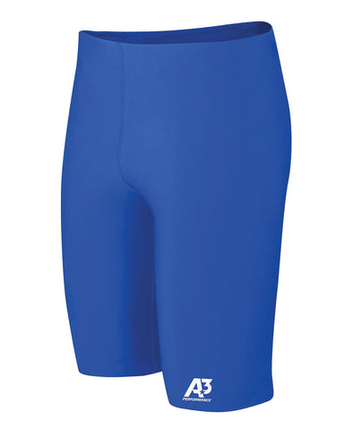 A3 Performance Male Poly Jammer, Royal