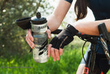 Aqua Flow Calibrated Racing Bottle with Dirt Mask