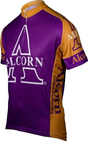NCAA Men's Adrenaline Promotions Alcorn State Cycling Jersey
