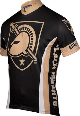 NCAA Men's Adrenaline Promotions Army Black Knights Cycling Jersey