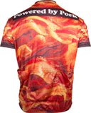 "Bacon ""Powered by Pork"" Men's Cycling Jersey"