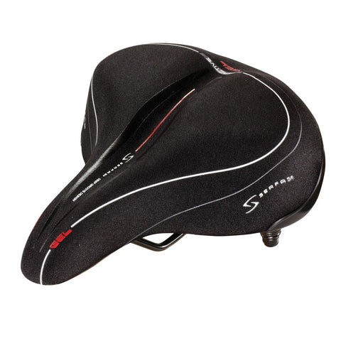 CR-762 Cruiser Saddle w/ Lycra Cover