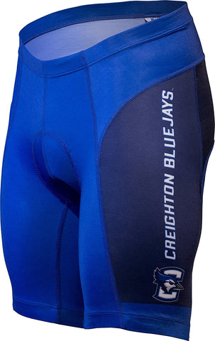 NCAA Creighton Bluejays Men's Cycling Shorts