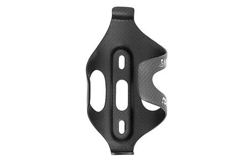 Sideburn 8 Carbon Water Bottle Cage for Gravel and Mountain Bikes (Left)